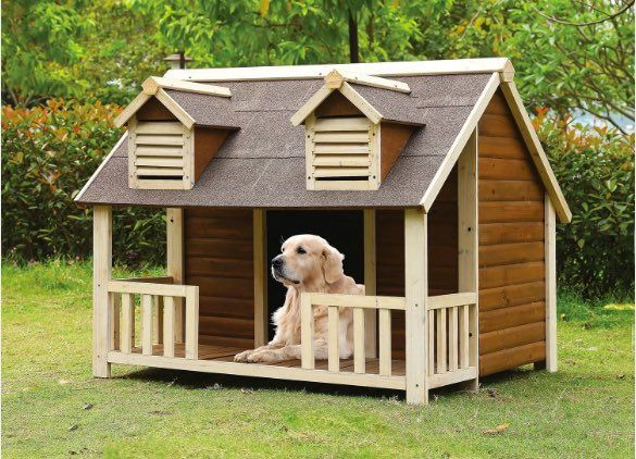 7 Totally Amazing Dog Houses Cuteness More