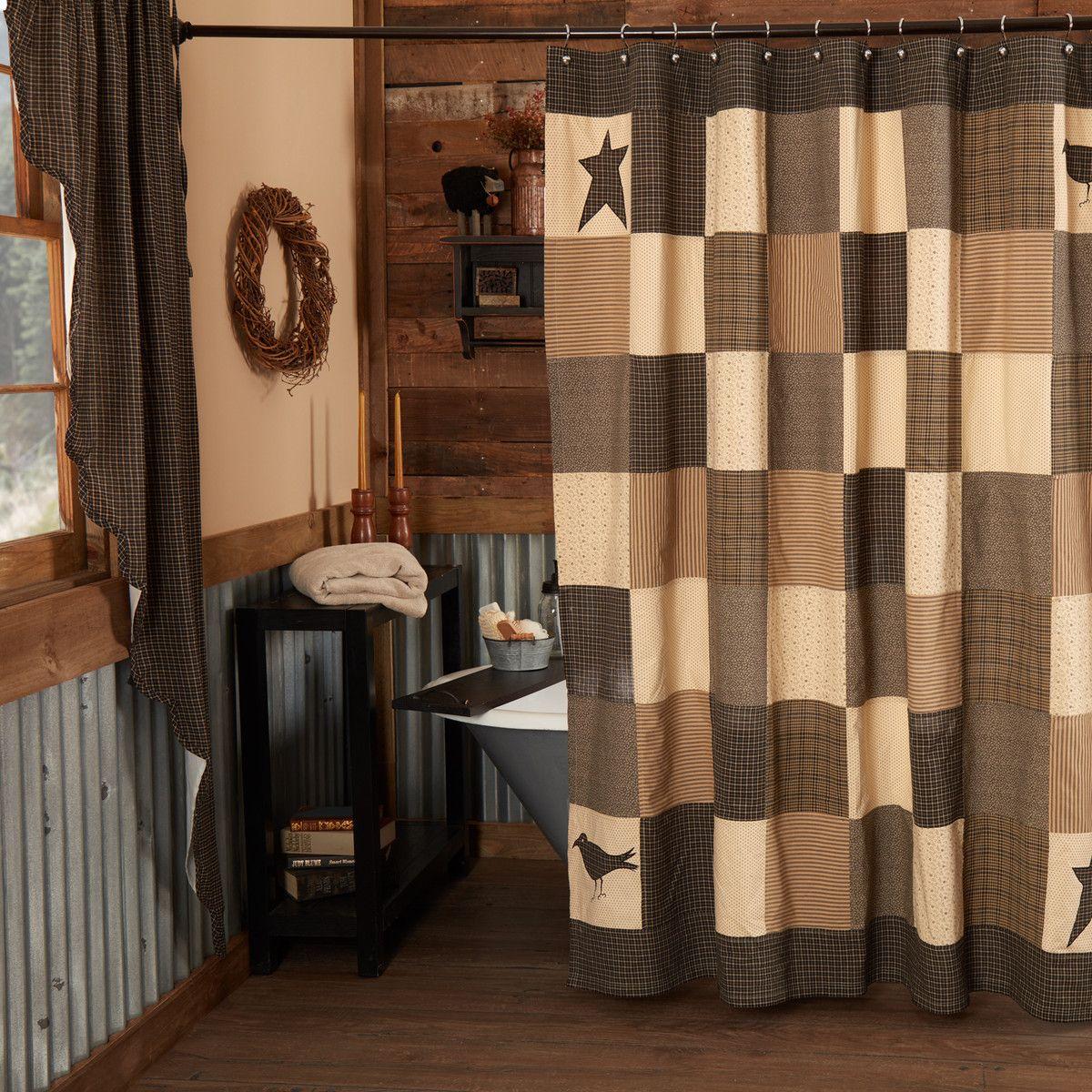 Kettle Grove Shower Curtain 72x72 Love Home Sweet Home Decor In 2020 Bathroom Farmhouse Style Country Shower Curtain Farmhouse Style Curtains