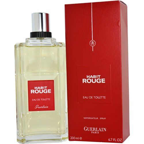 Guerlain For Rouge Edt By Spray 67 Package Oz Men Habit Introducing ExWrQCedBo