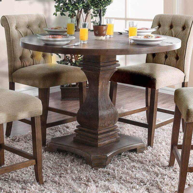 Gracie Oaks Fishponds Dining Table Wayfair Dining Table In