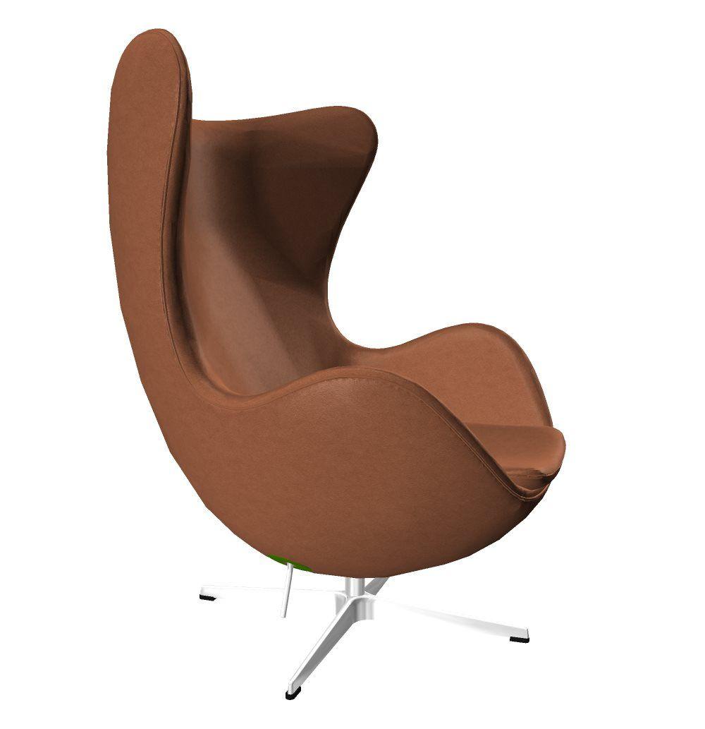 Das Ei Egg Chair Sessel Fritz Hansen Quick Ship Wohnen
