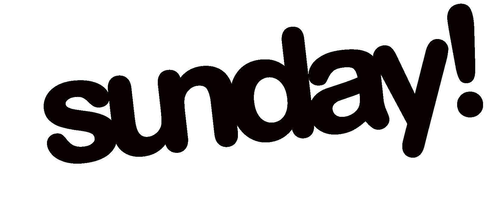 Image result for Sunday logo