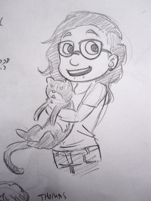 Skrillex And Meowingtons Cartoon Zeichnen Zeichnen