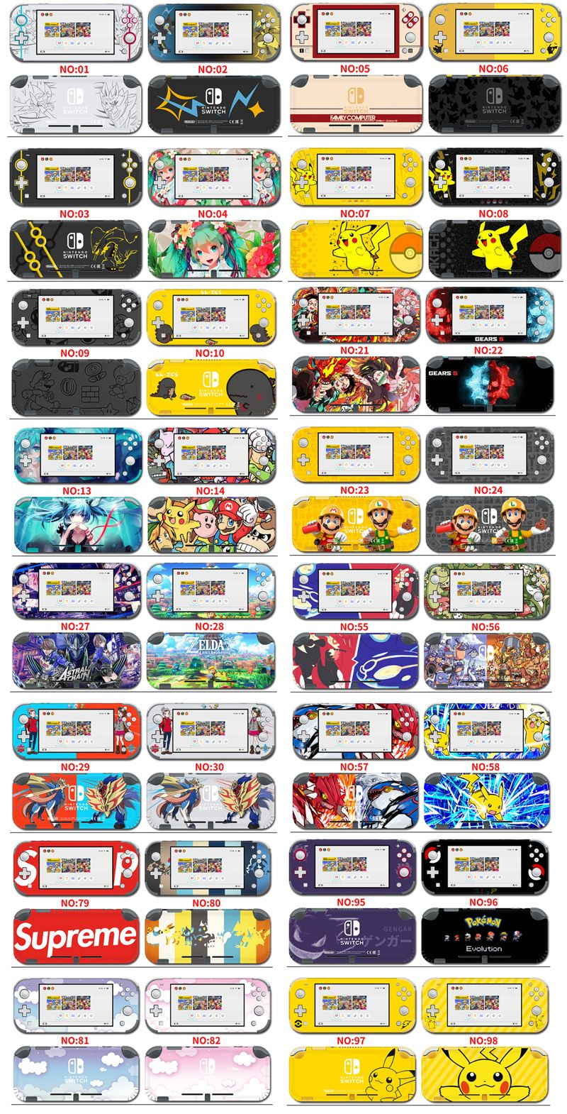 Pin by VirtualPhotography on nintendo collection