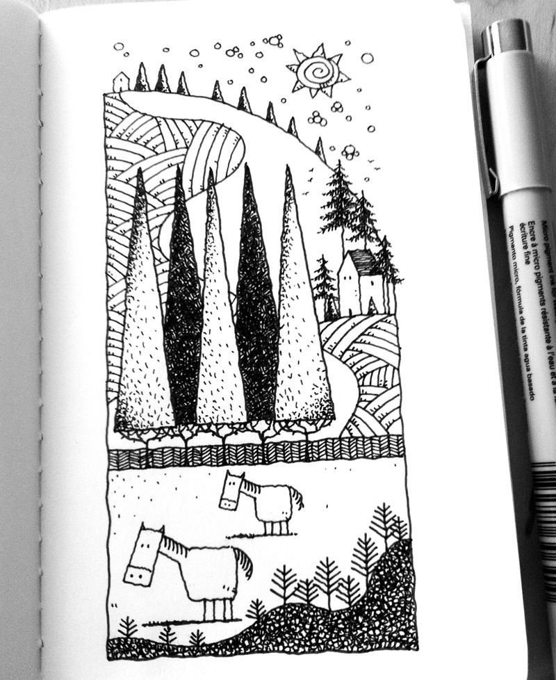 Morning-Pasture