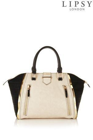 Lipsy Monochrome Shoulder Bag