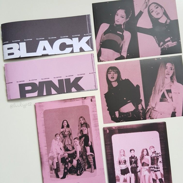 Blackpink Kill This Love Album 🍀#HiLYP Hay All, Visit My