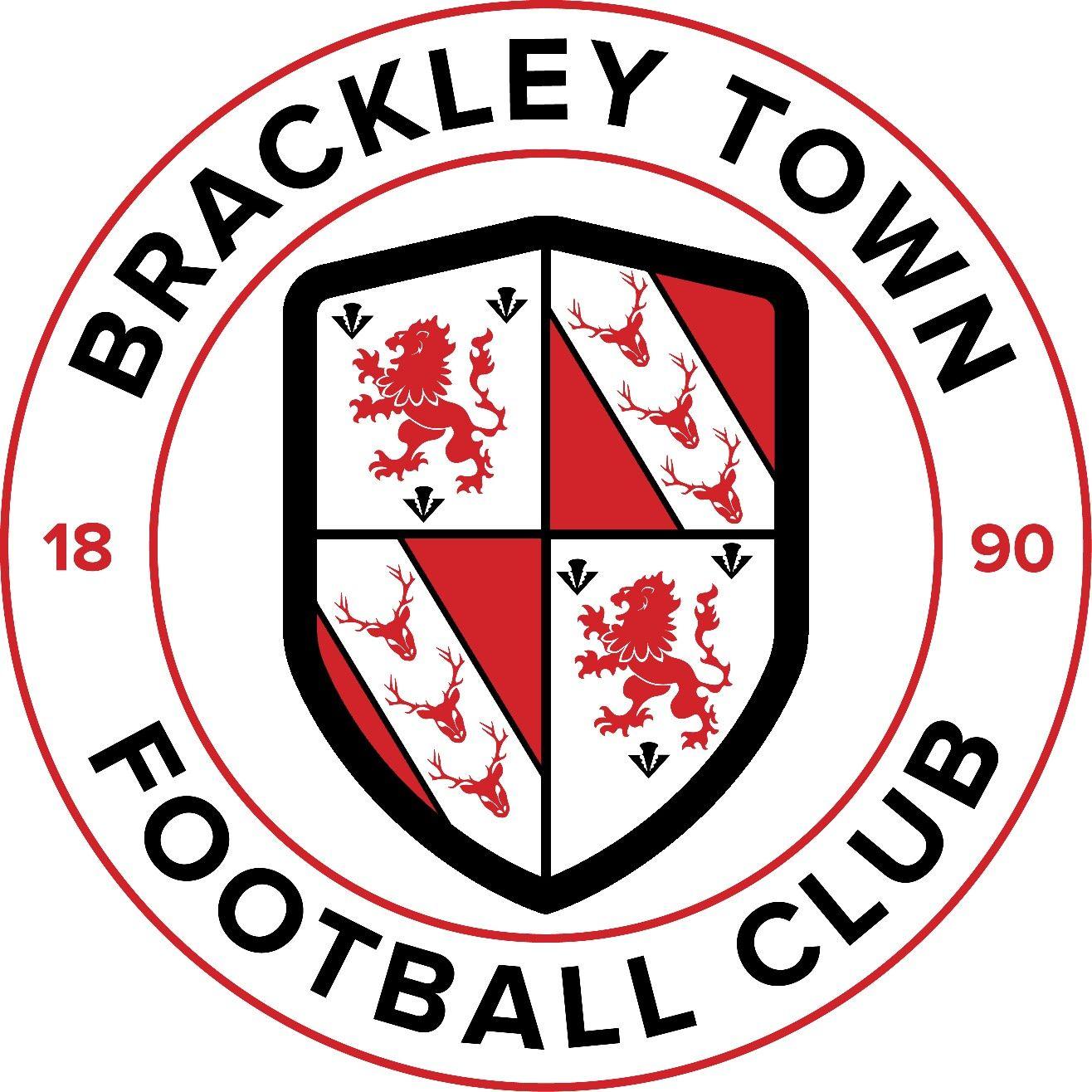 Brackley Town F C Equipo De Futbol Escudo Futbol
