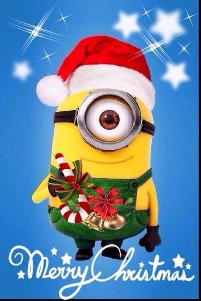 Merry Christmas Minion Christmas Minions Wallpaper Minions