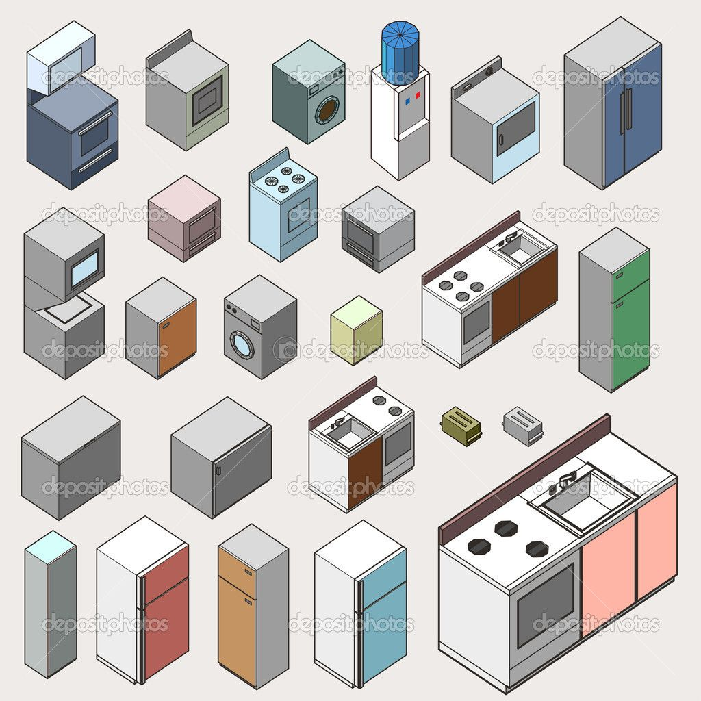 isometric office furniture vector collection. Set Of Kitchen Furniture Complete Isometric. Detailed Vector Isometric Series - Buy This Stock On Shutterstock \u0026 Find Other Images. Office Collection F