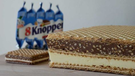 Photo of XXL Knoppers Selber Machen