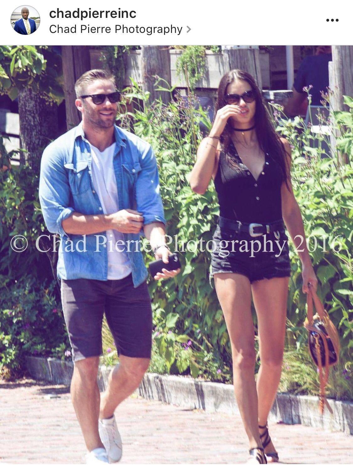 Adriana Lima And Julian Edelman Nfl Player New England Patriots July 2016 Julian Edelman Girlfriend Julian Edelman Best Model