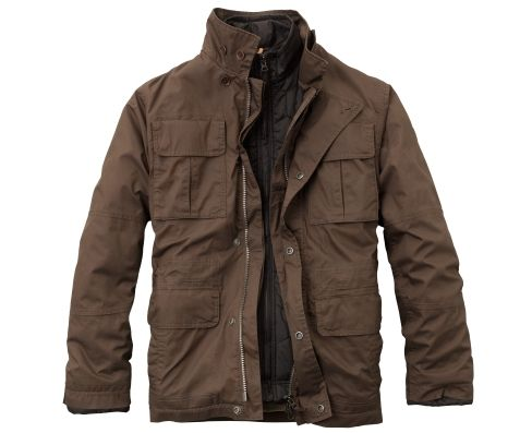 Dempsey Apellido Electricista  Timberland - Earthkeepers® Abington 3-in-1 Jacket | Leather jacket men,  Jackets men fashion, Mens casual outfits
