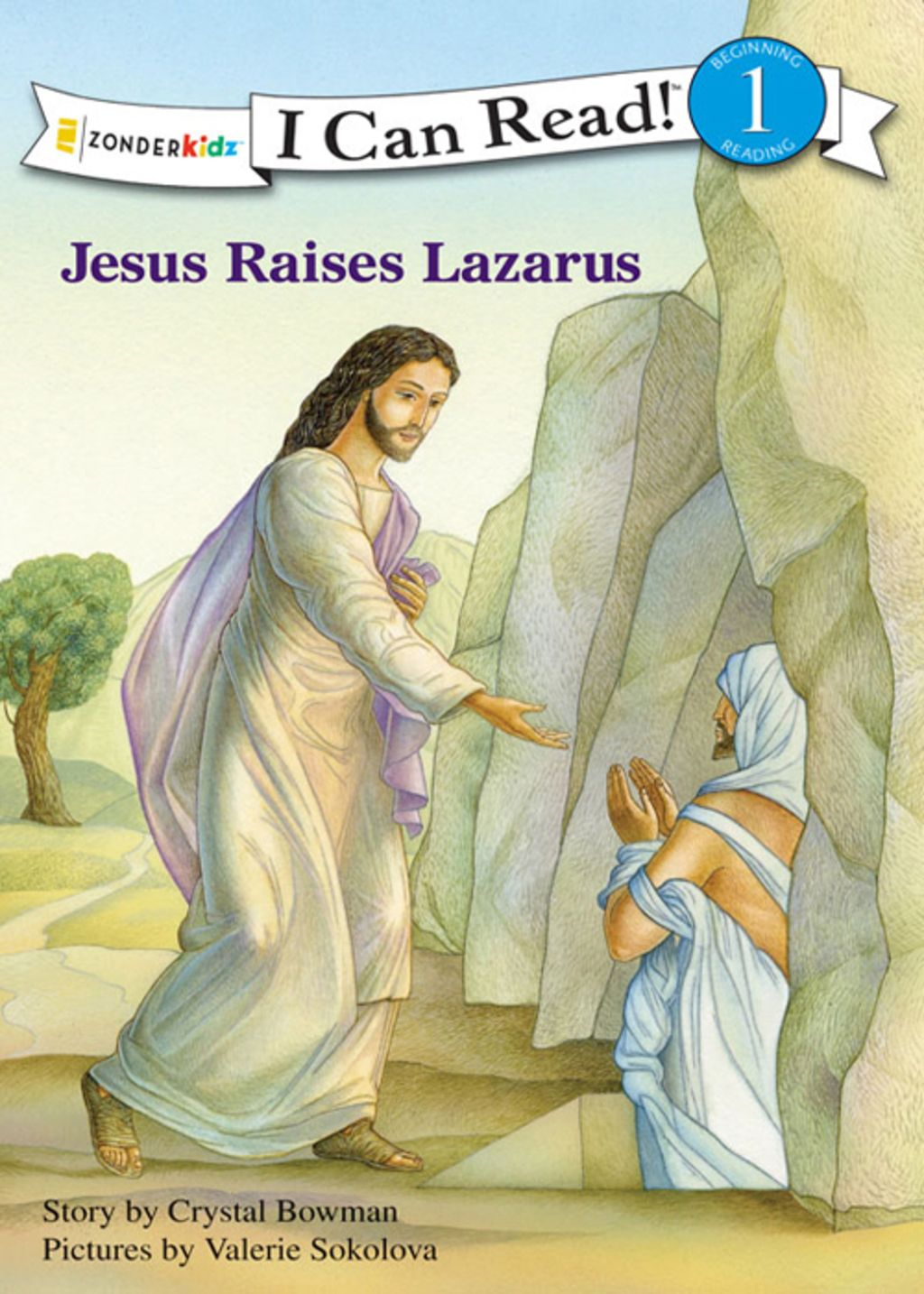 Jesus Raises Lazarus (eBook) Bible stories, Books for