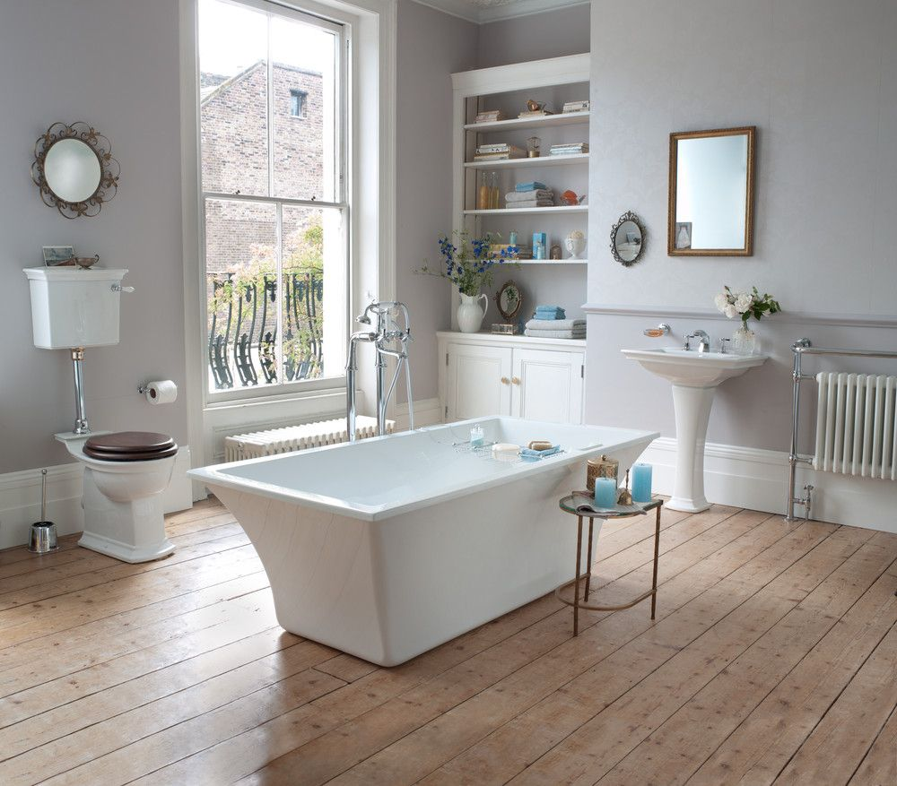 Heritage Bathrooms new Blenheim suite characterised by its romatic ...