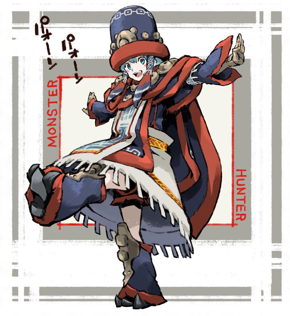 """""""Paion"""" / Monster Hunter"""