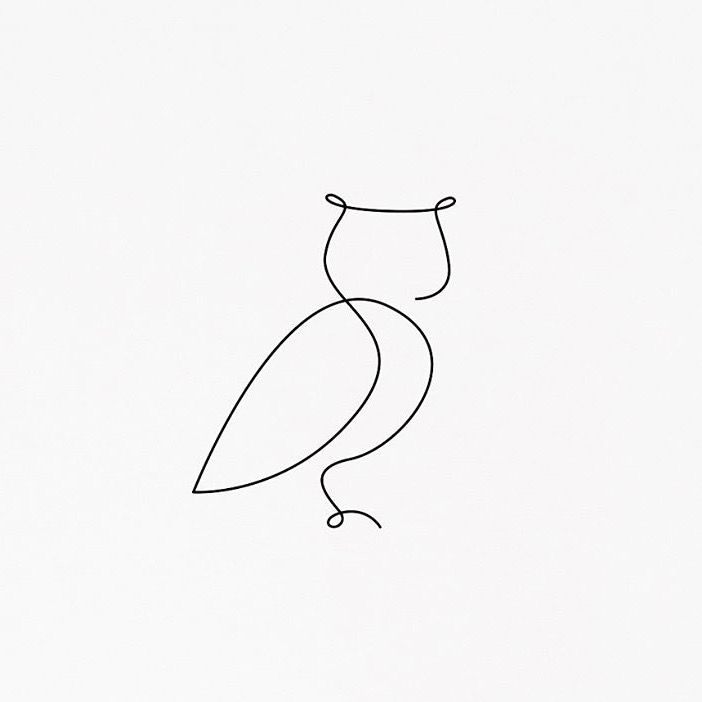 Pin By Keely Watson On Tattoo Ideas Owl Tattoo Small Tiny Owl Tattoo Simple Owl Tattoo