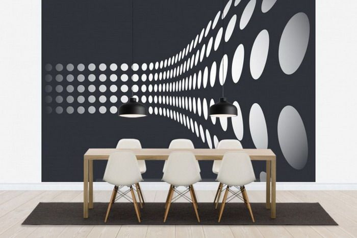 Optical Illusion Wallpaper Design Pinterest 3d Wall