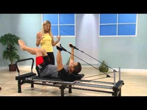 Aeropilates reformer weight loss