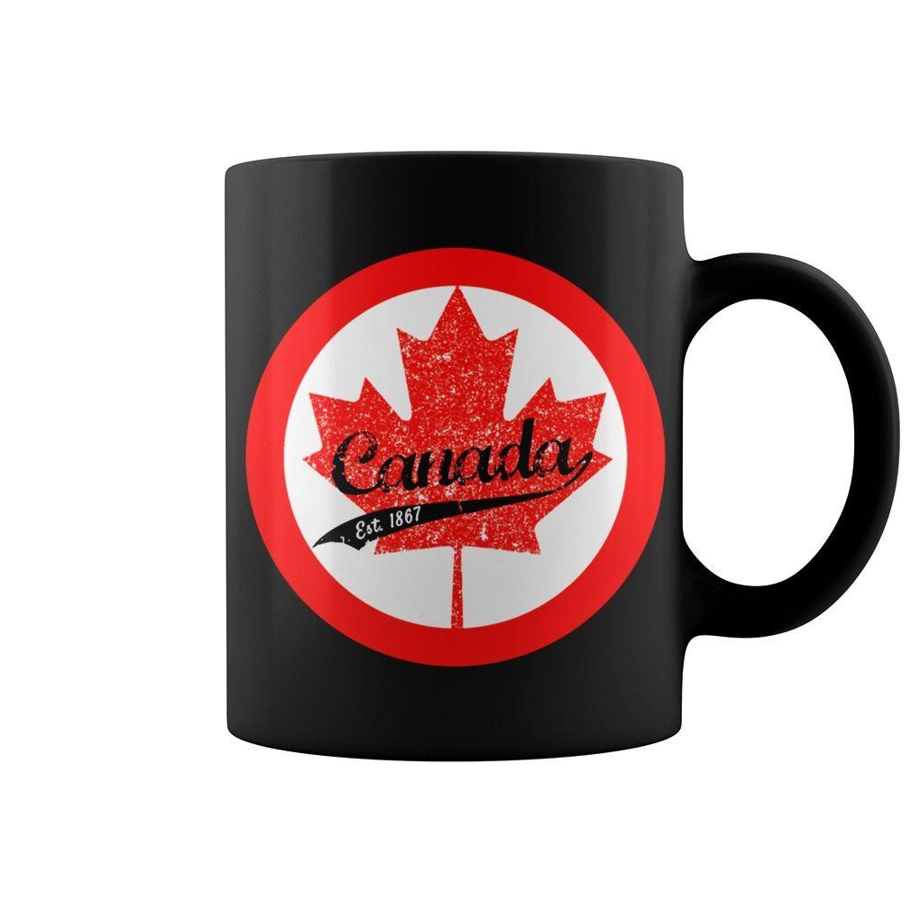Happy canada day 1867 Canada Day 1867 Mug Happy canada