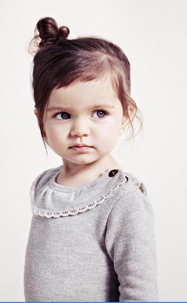 17 Super Cute Hairstyles For Little Girls Little Girls Zara Kids