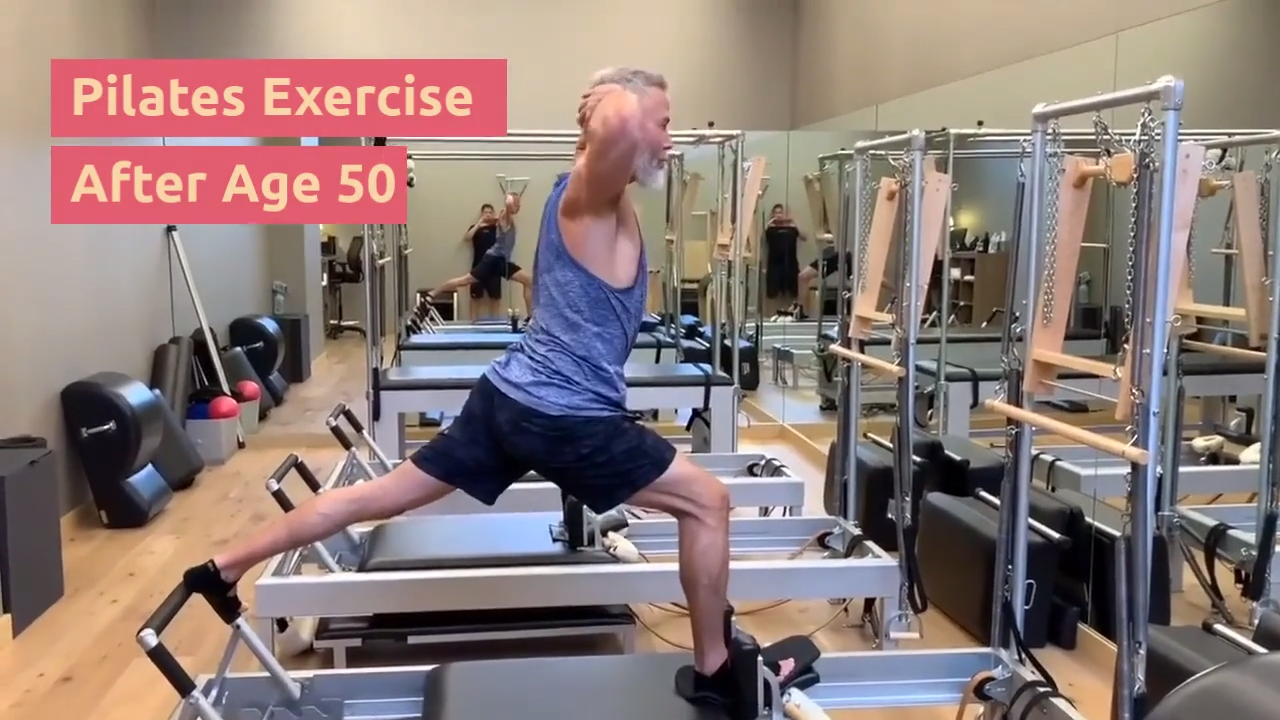 As we get older, our exercise strategy must evolve. Improving mobility and core strength becomes our...