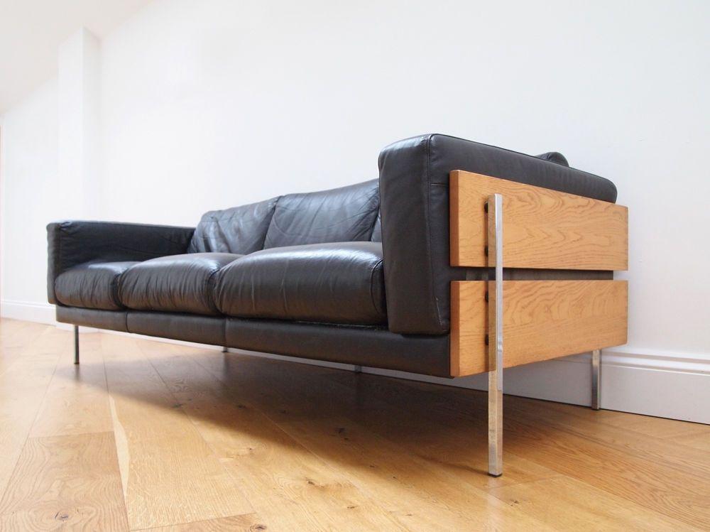 Habitat Sofas habitat leather 3 seater sofa forum by robin day diy furniture