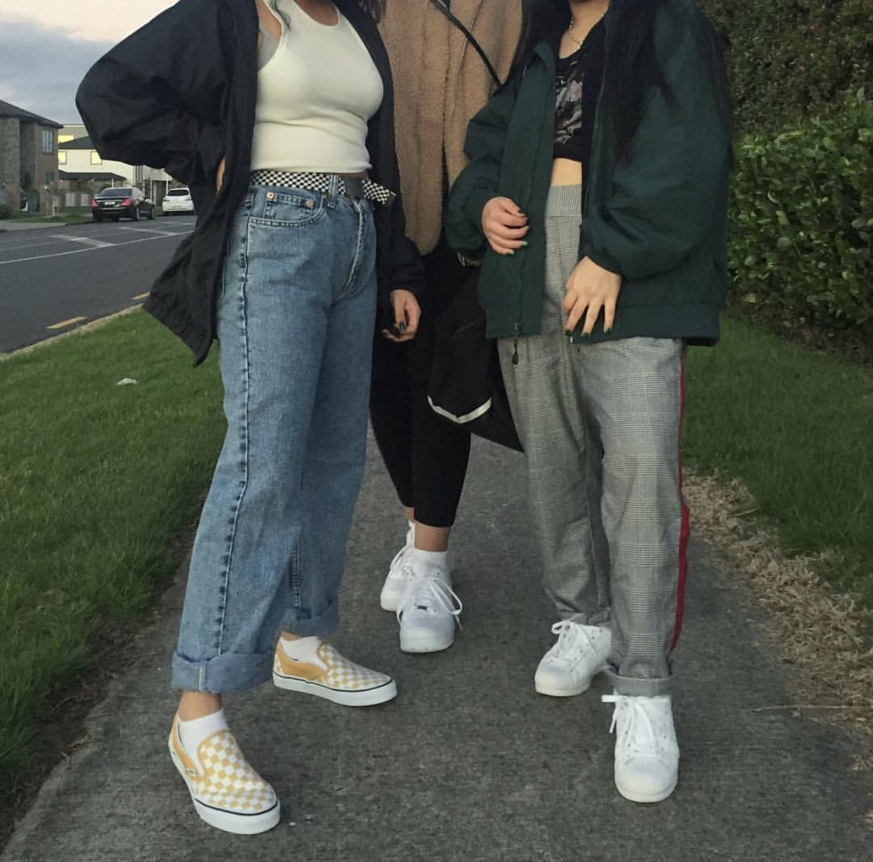 Grunge Outfits Fashion Vintage Clothes Art Aesthetic Tumblr Colortrends Colour Shoes Cute 90s Style Ins Aesthetic Clothes Clothes Skater Outfits