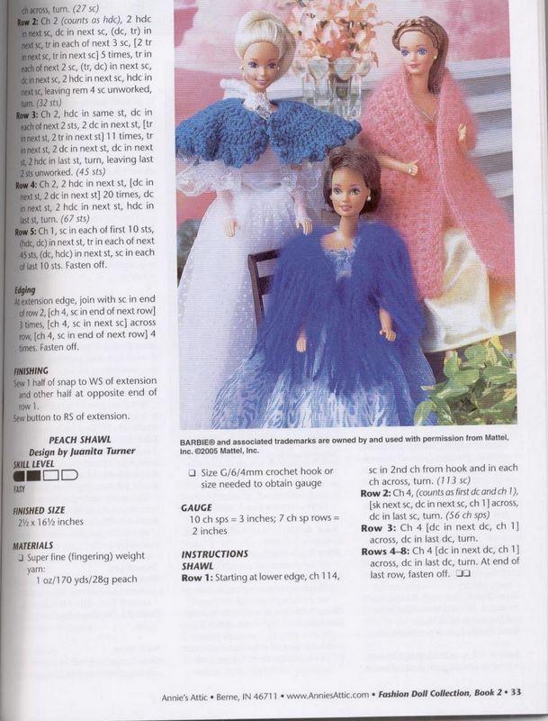 Albumarchief | aaaa | Pinterest | Barbie, Muñecas y Patrones