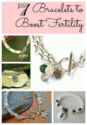 7 Gorgeous Fertility Bracelets Infertility Bling At It S Best