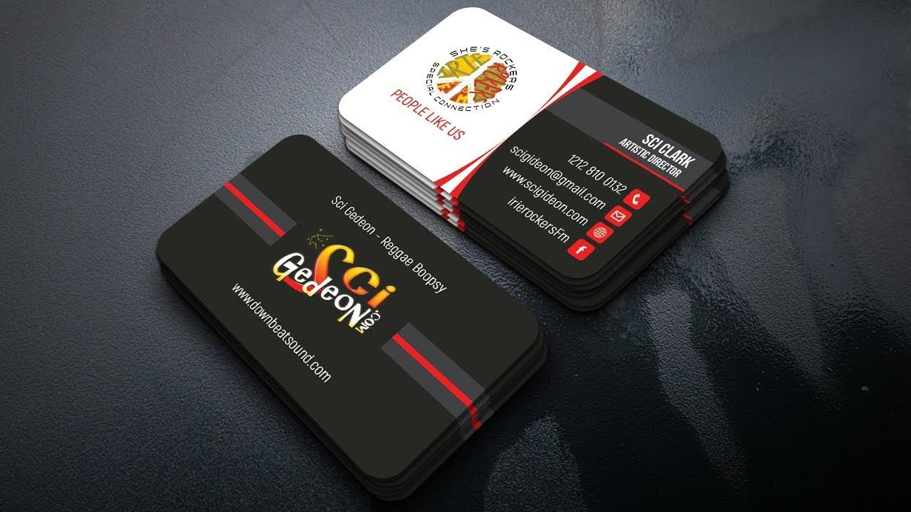 Business card design tutorial create your own photoshop cc business card design tutorial create your own photoshop cc reheart Images