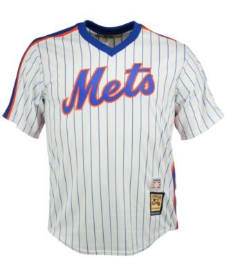 35f398380ec Majestic Men s Gary Carter New York Mets Cooperstown Replica Jersey - White  XXL