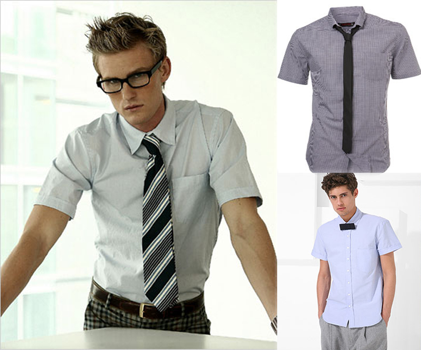 Summer Office Wear Lose The Long Sleeves
