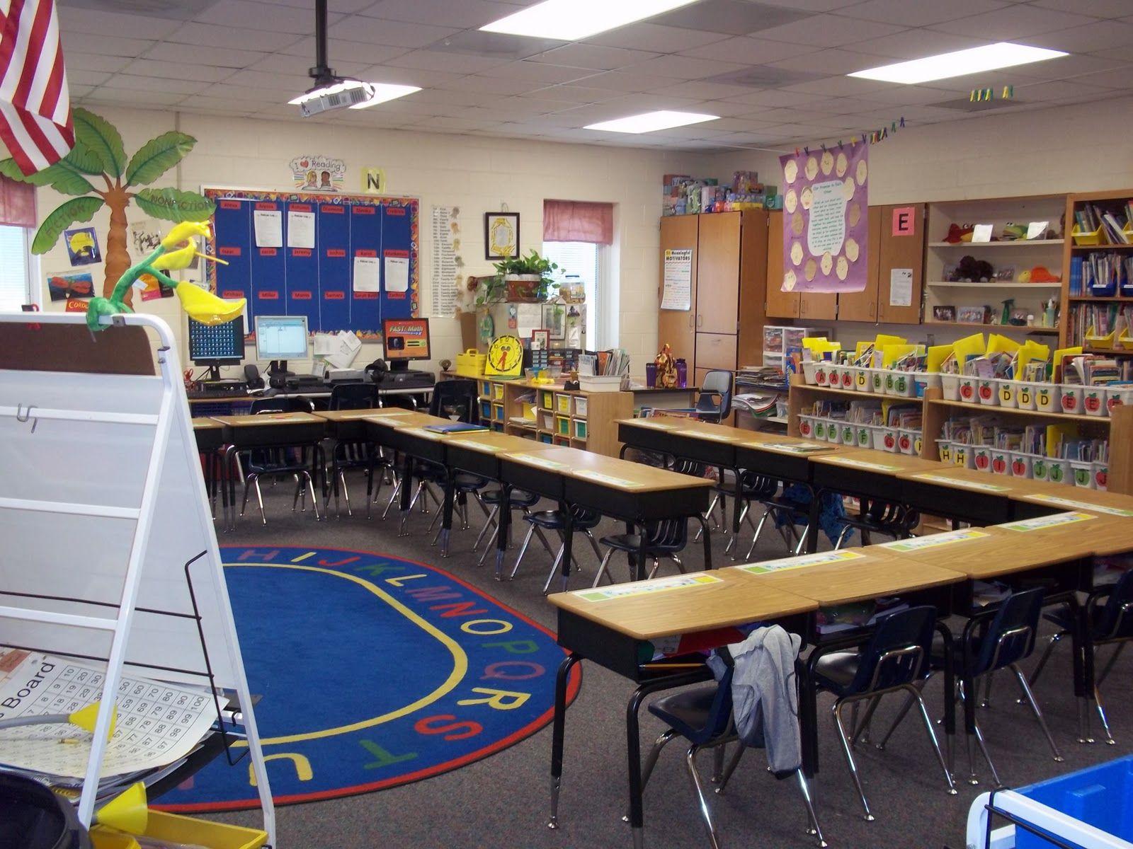1st Grade Classrooms My 1st Grade Classroom Classroom