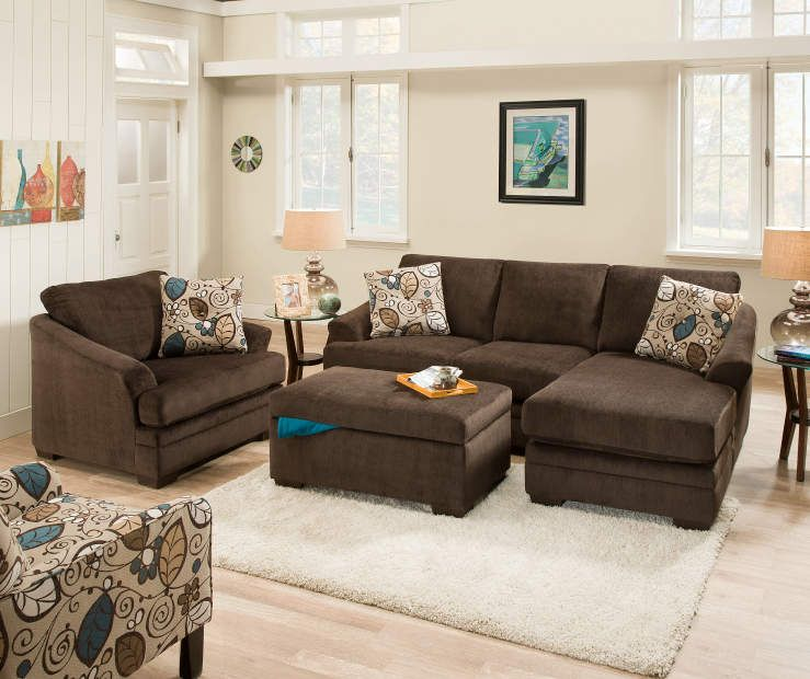 I Found A Simmons Sunflower Living Room Furniture Collection At Big Lots For Less Find