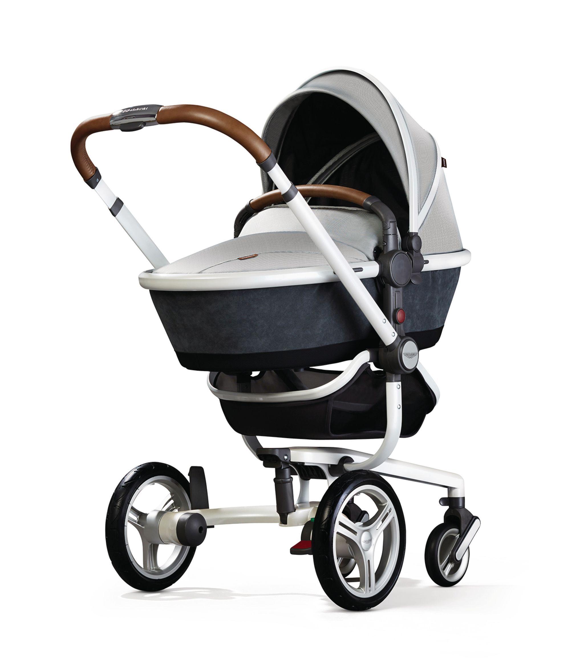 Silver Cross Silver Surf Aston Martin Edition Harrods Com Baby Strollers Aston Martin Stroller