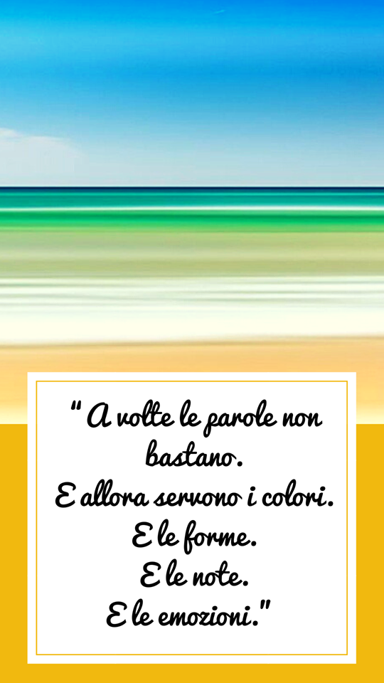 Frasi Vita A Colori