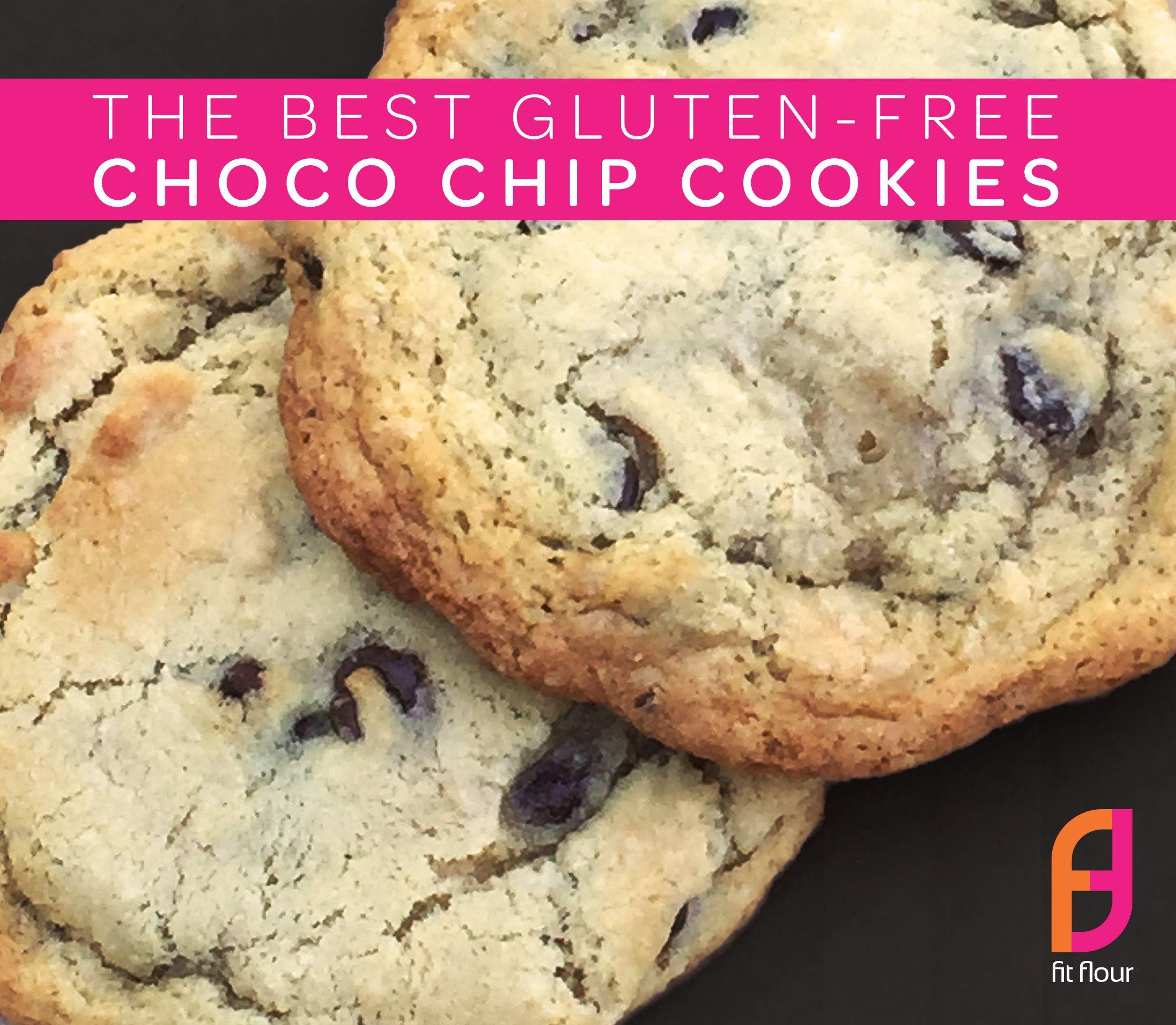 The Best Gluten Free Chocolate Chip Cookie Recipe Ev Gluten
