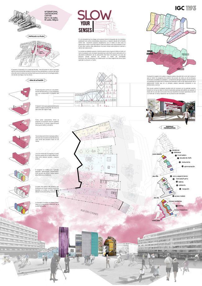 Second prize enrique alonso blanco patricia oca a - Arquitectura tecnica madrid ...