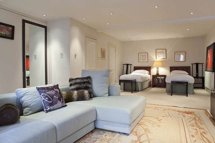 Chic Interior Classical Modern Chelsea
