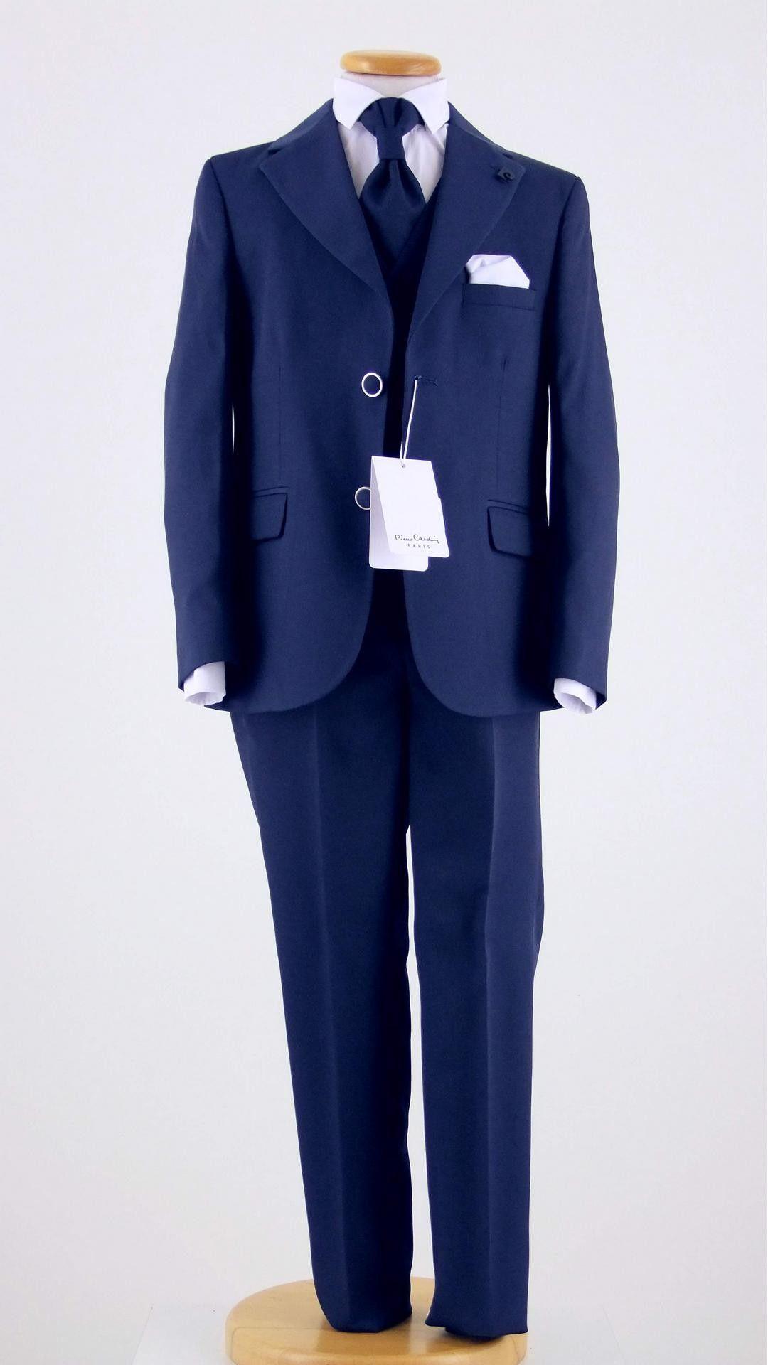 Abito Cerimonia Bambino Pierre Cardin - Abbigliamento Bambini Bolle di  Sapone d31536dd57e