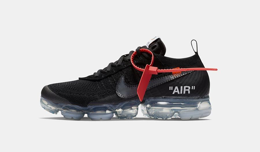 quality design 9fea5 033a8 Nike Air Vapormax OFF-WHITE®. Nike Air Vapormax OFF-WHITE® New York Fashion,  Runway ...