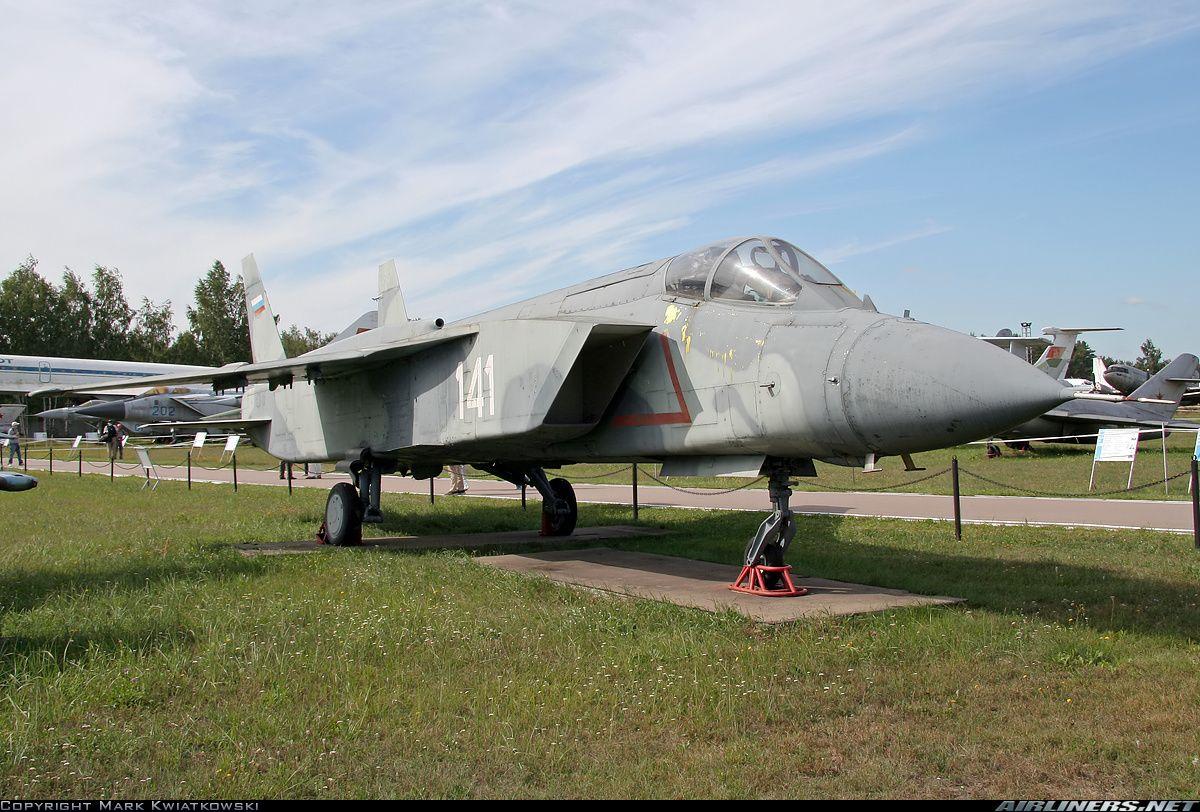 Yakovlev Yak-141 aircraft picture