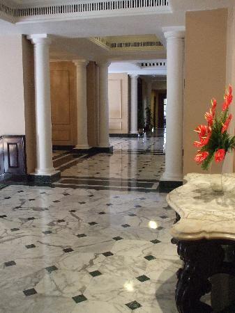 Beautiful Marble Floors Picture Of The Oberoi Grand Kolkata Calcutta Tripadvisor Marble Floor Flooring The Oberoi