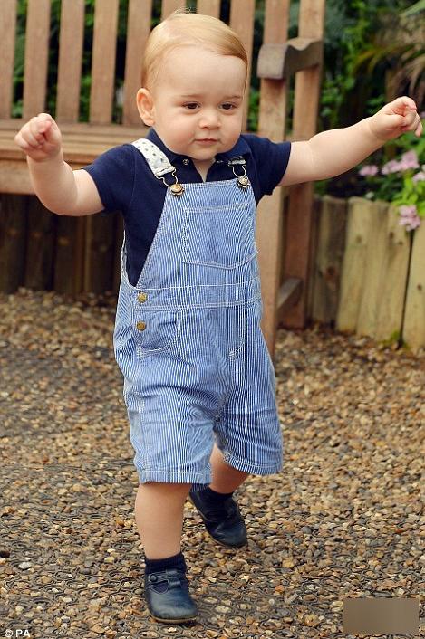 Happy 1st Birthday Prince George! | A Girl's Digital Corner