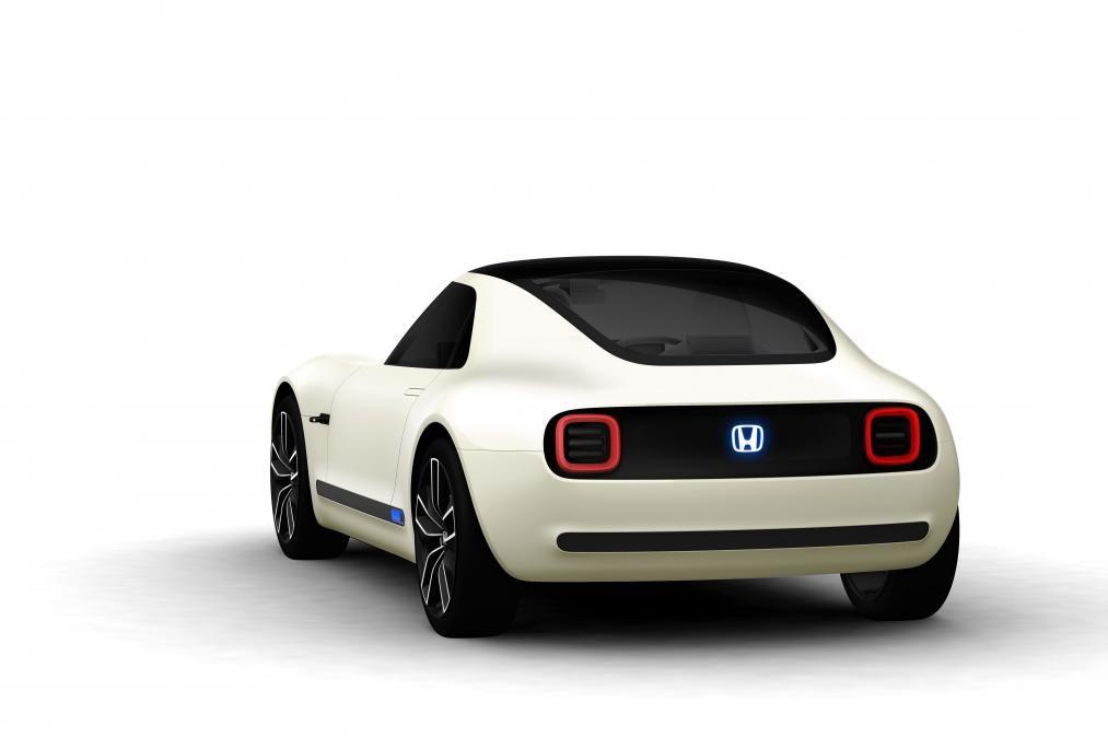 honda sports ev concept rear cars concepts pinterest honda rh pinterest co uk