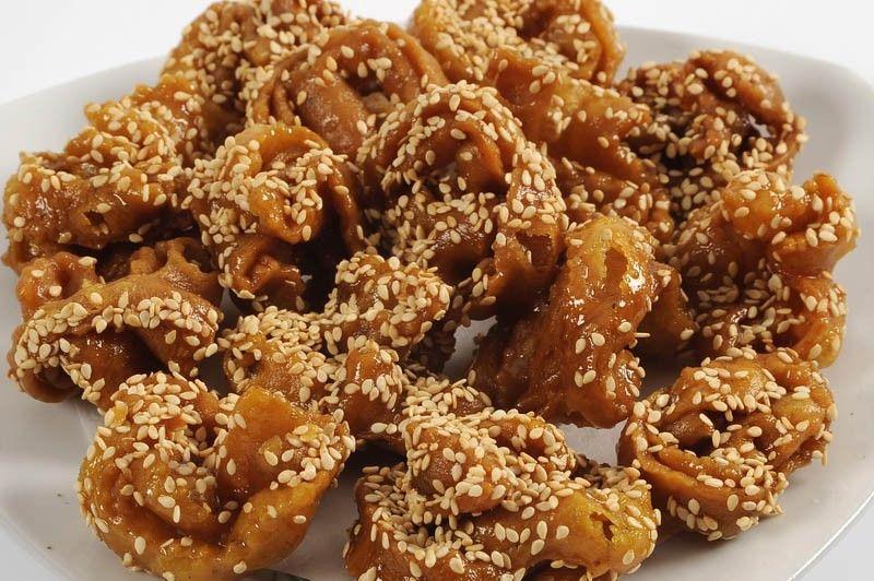 الشباكية الشباكية حليمة الفيلالي الشباكية المغربية شميشة وصفة الشباكية Chicken Wings Food Chicken