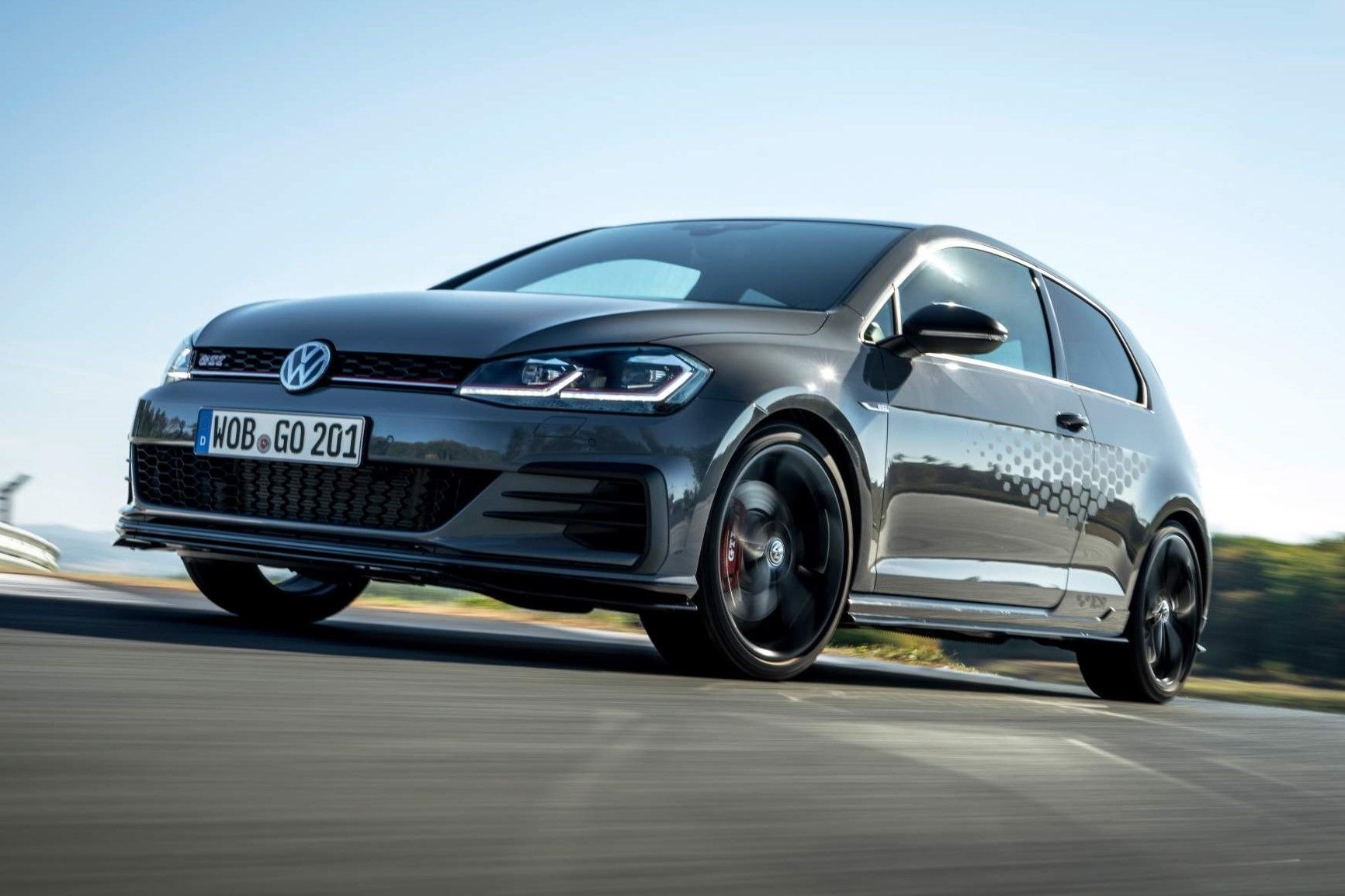 Volkswagen Golf Gti Tcr Pricing And Availability For South Africa Golf Gti Volkswagen Golf Gti Volkswagen