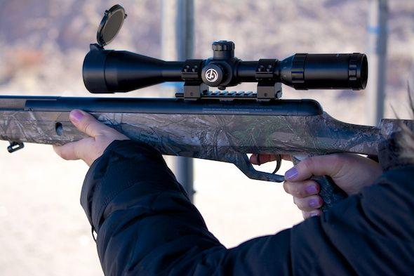 Benjamin Trail Nitro Piston 2 from Crosman #SHOTShow | Guns