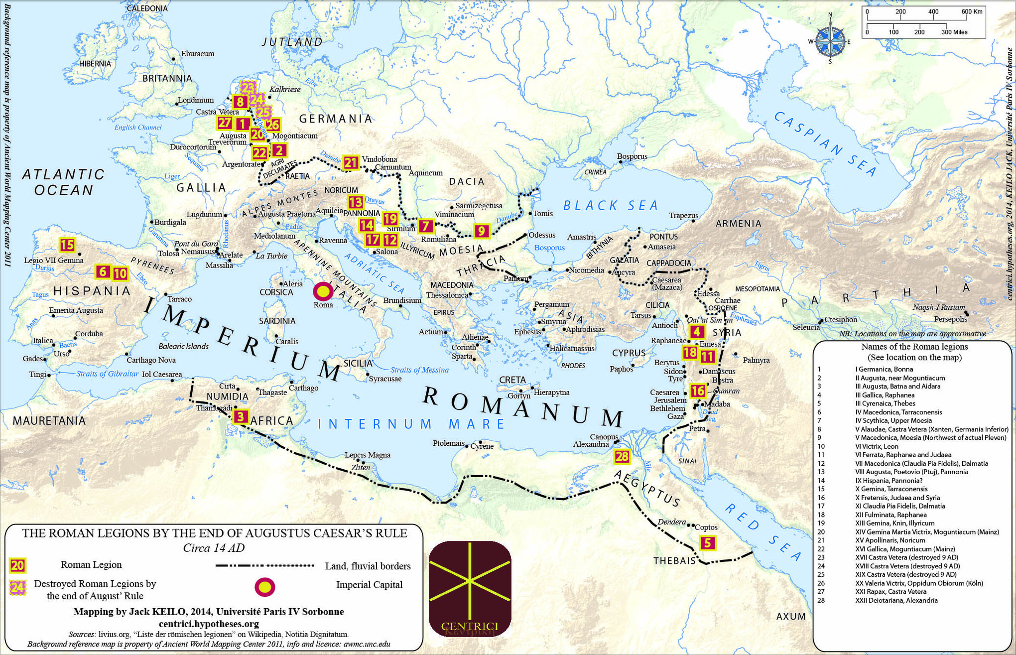 facts about the most powerful governing body in the mediterranean the roman empire